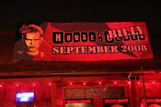 Концерт в Голливуде. 17/09/08.